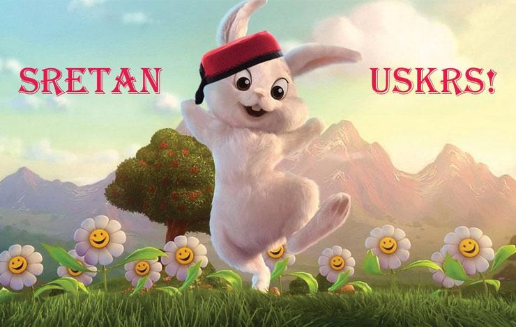 sretan vam uskrs Sretan Uskrs!   Račinovci Online sretan vam uskrs