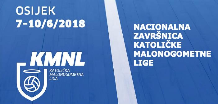 Račinovci u Nacionalnoj završnici KMNL Crkve u Hrvata